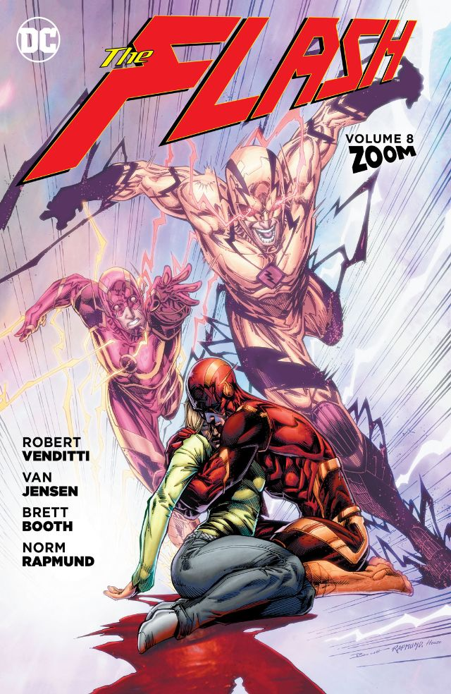 The Flash Volume 8: Zoom Review