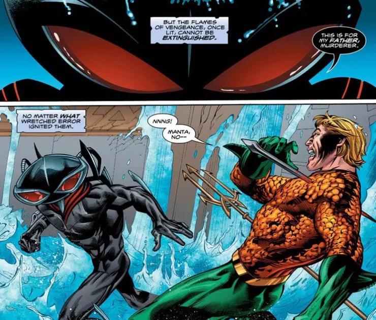 Aquaman #2 Review