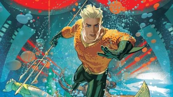 Aquaman vs. Black Manta, who ya got? Is it good?