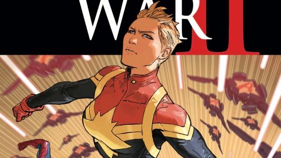 Marvel Preview: Civil War II #4