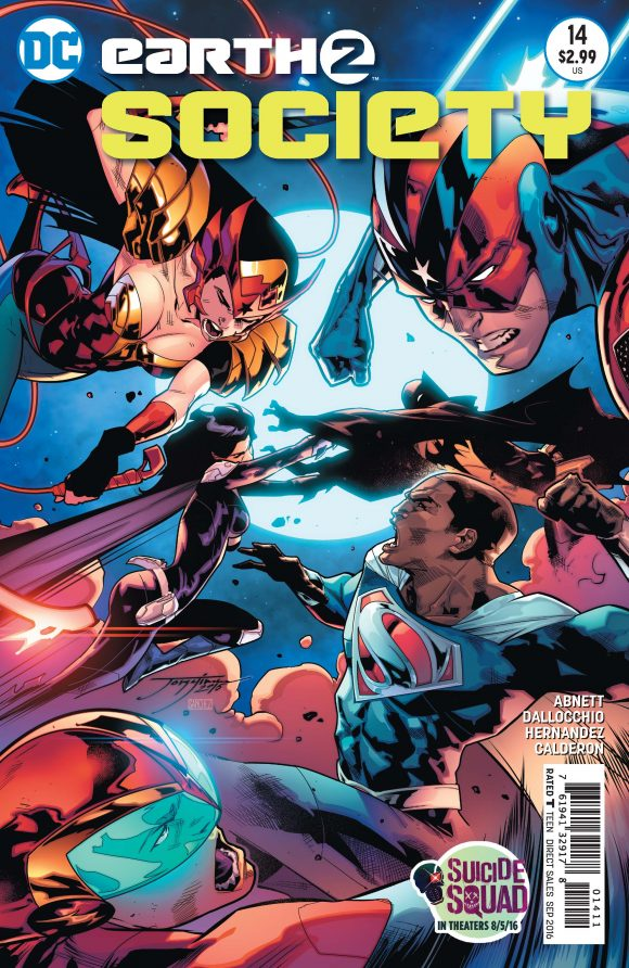 Earth 2: Society #14 Review