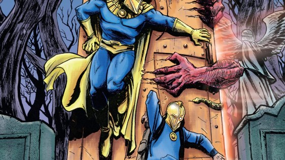 Given the comments on this Reddit post, not everyone is happy with the New 52 version of Doctor Fate. Purists might dislike the direction, but that doesn't mean a single issue can't be entertaining. Is it good?