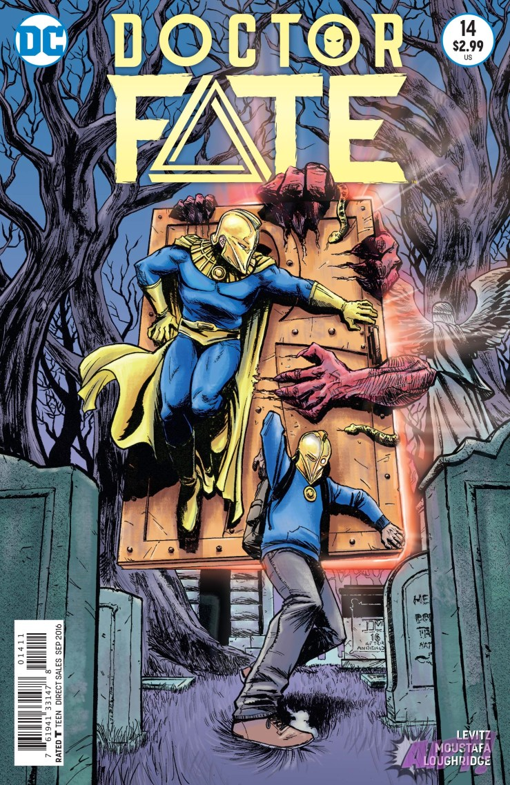 Doctor Fate #14 Review