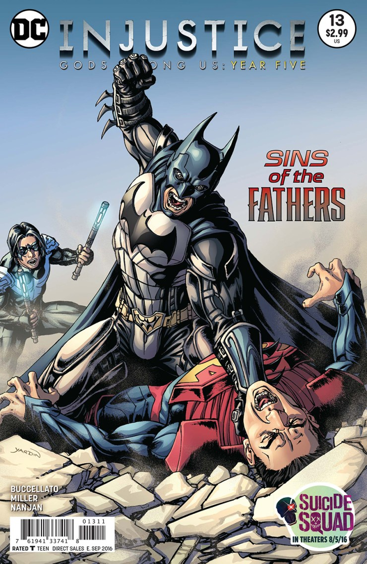 Injustice: Gods Among Us: Year Five #13 Review