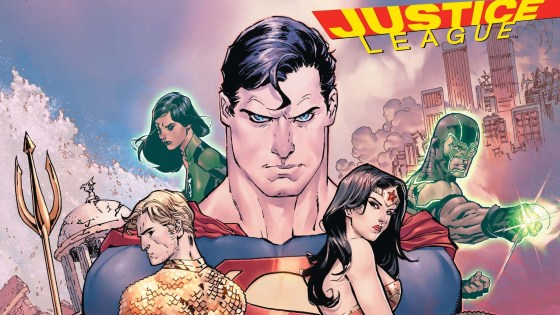 Five years ago. Those are among the first words in Justice League #1 (2011), as well as the actual amount of real world time which has passed since its publication. It's one of several first issues of a League series I've recently reread in anticipation of this week's Justice League #1 (2016), and the contrast is stark, not merely with respect to the interpretation of America's pantheon, but in the importance implicitly assigned to the title by DC Comics. The New 52 volume from five years past had as its creative leads the zenith of superstardom for both writing and pencils: Geoff Johns and Jim Lee, respectively. Launching a week before any of the other series in the relaunch, such fanfare signaled to readers that Justice League was the publisher's premier title. And, somewhat surprisingly, DC followed through on that promise, with Johns' fifty-two issue run one of the most consistently high quality comics to come out every month for these past five years, ending in the superlative Darkseid War.