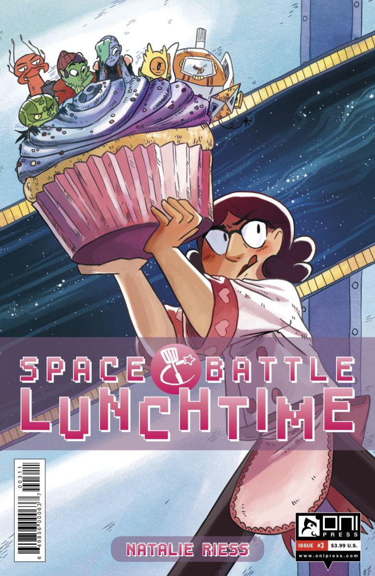 Space Battle Lunchtime #3 Review
