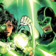 """It's funny when villains attack planet Earth and, depending on the comic book title you're reading, only the hero of that title can do anything about it. It's always something weird like, """"Oh the Justice League are off planet"""" or, """"Superman is busy fighting a giant squid."""" The two newest Green Lanterns are in charge of protecting Earth in Green Lanterns #3 -- and they have to fight off the Red Lanterns entire force."""