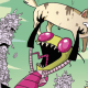 Hey, it's a new issue of Invader Zim!  I'm not writing a longer intro.