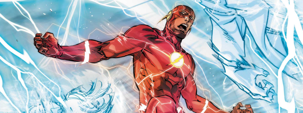 Joshua Williamson on demythologizing The Flash, the future of the DCU and more
