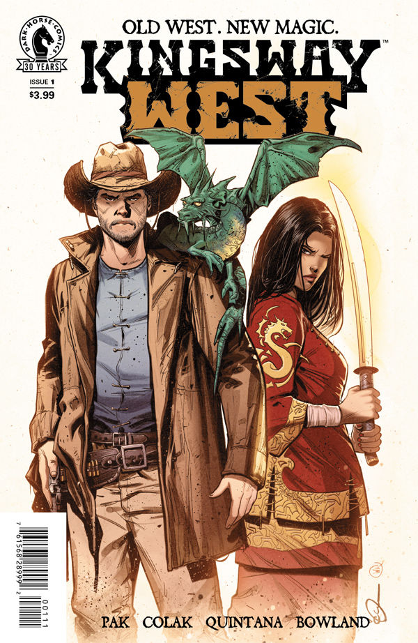 Kingsway West #1 Review