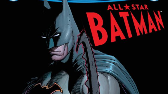 All-Star Batman is by far one of the most anticipated comic books of the year. The all-new series not only brings in comic book legend John Romita Jr. on art duty, but it's also Scott Snyder's first endeavor with Batman since the conclusion of he and artist Greg Capullo's epic 51-issue run.