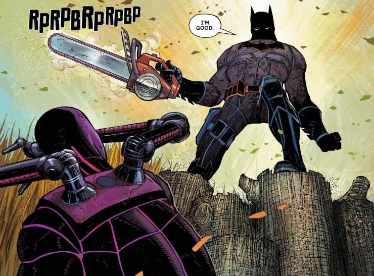 Interview: Scott Snyder and John Romita Jr. Take a Batman Road Trip