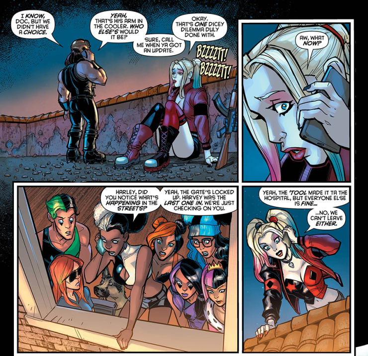Harley Quinn #2 Review