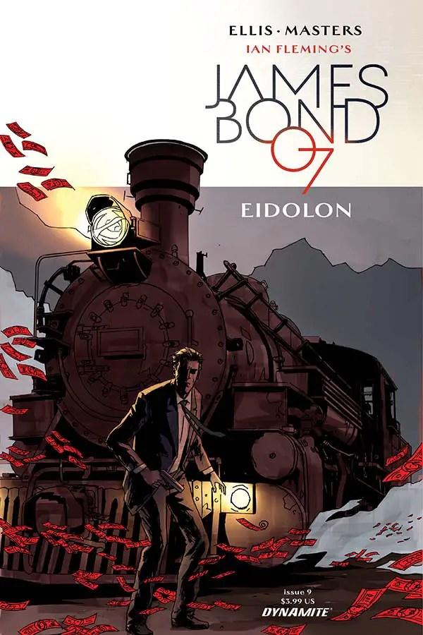 James Bond #9 Review