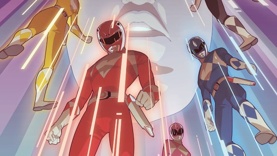 The beauty of the comic book annual is that it's a great done in one issue that anyone can pick up. It allows for the creators (sometimes many, like this one as it's an anthology) to give their take on a character. The Mighty Morphin Power Rangers are still relatively new in the BOOM! Universe, but is it good?