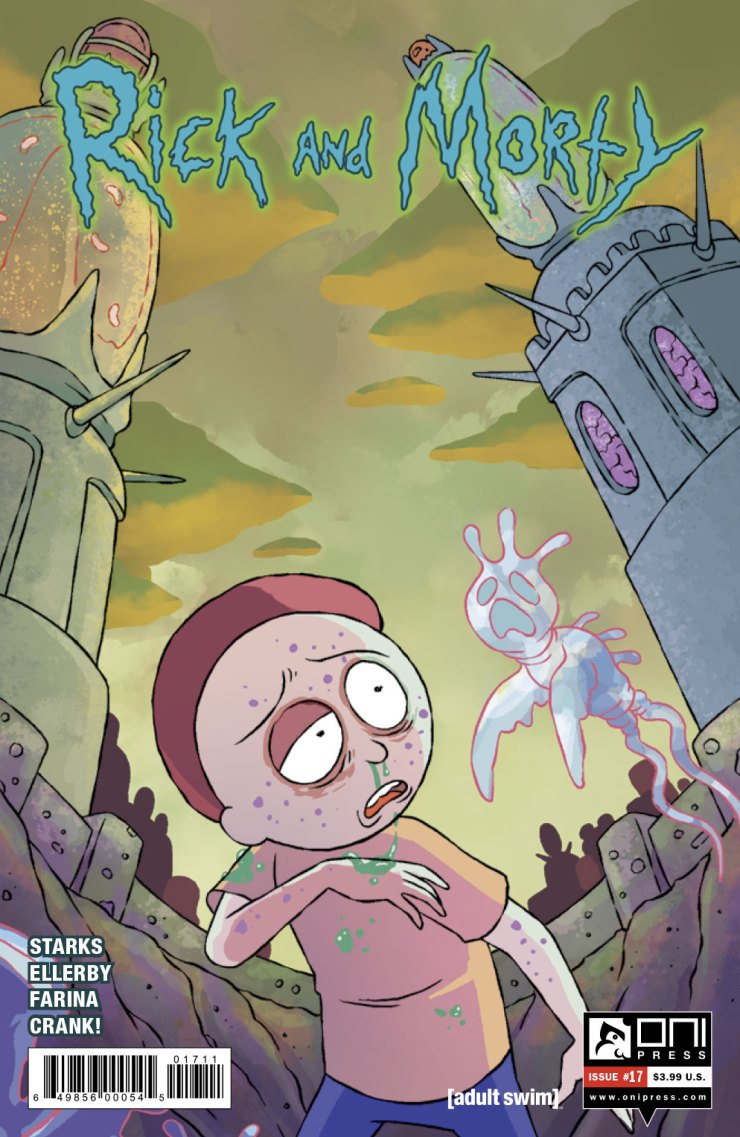 Rick and Morty #17 Review