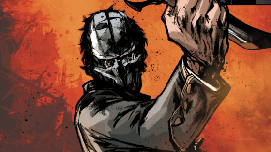 Dishonored #1 Review