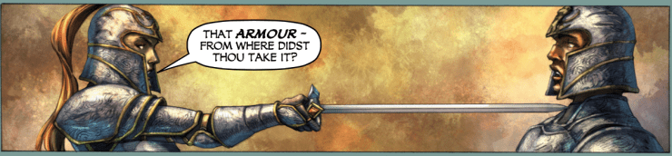 With the final issue of Dark Souls' current series, will we see Fira and Aldritch reach their final goal? Will more die before the curse is lifted? Let's see if there truly is an end in the Souls world.