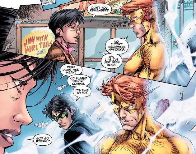 Titans #2 Review