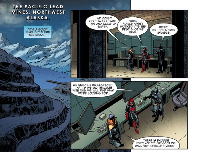 Injustice Gods Among Us: Year Five #15 Review