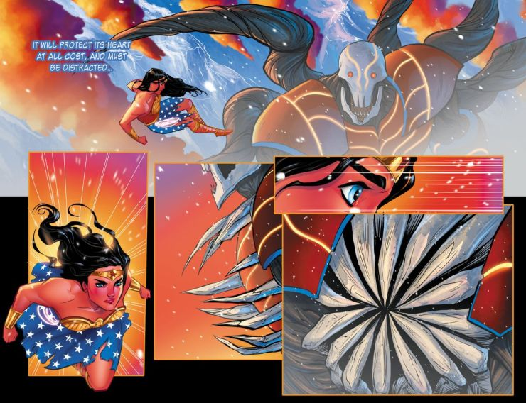 The Legend of Wonder Woman #9 Review