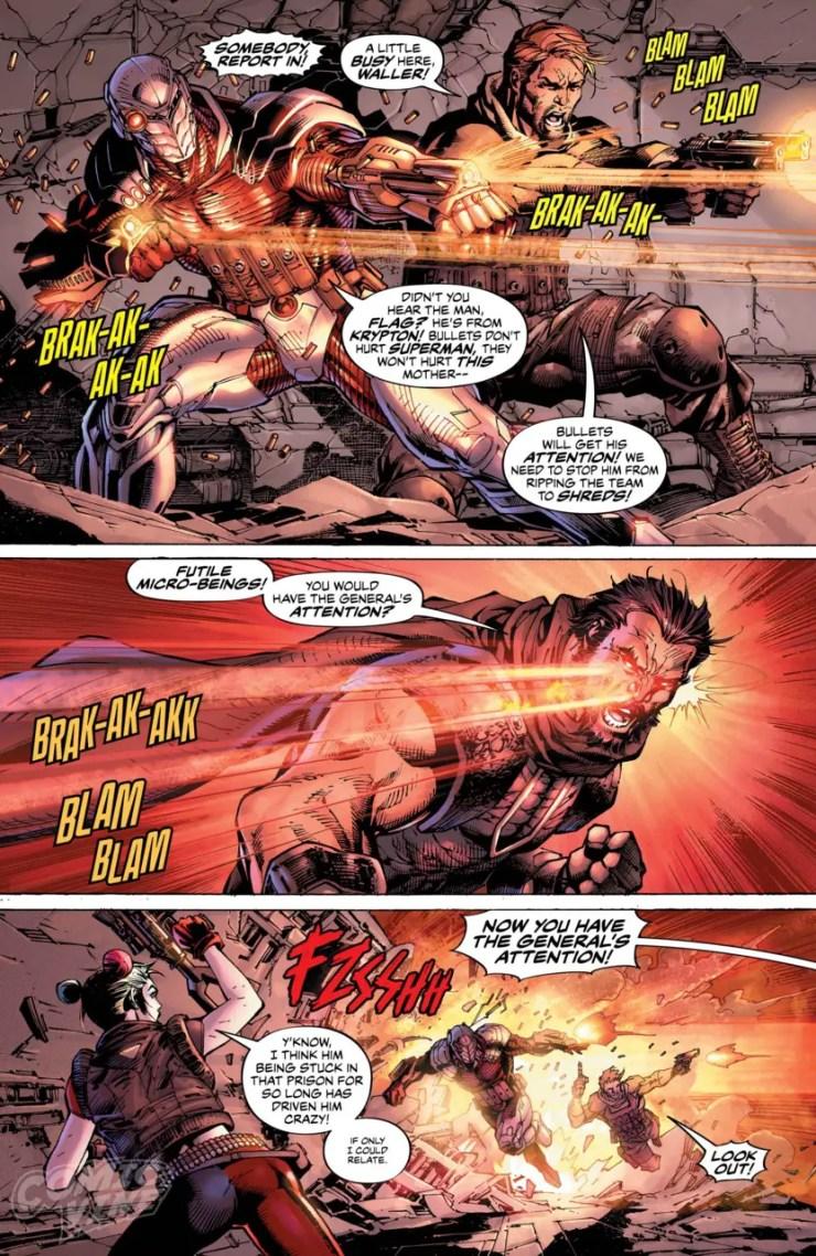 Suicide Squad #3 Review