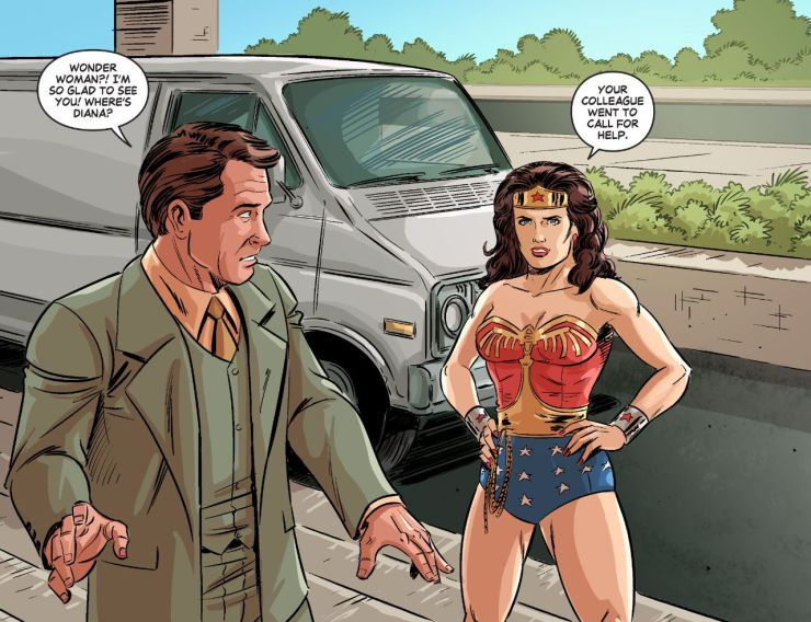 Wonder Woman '77 Special #4 Review