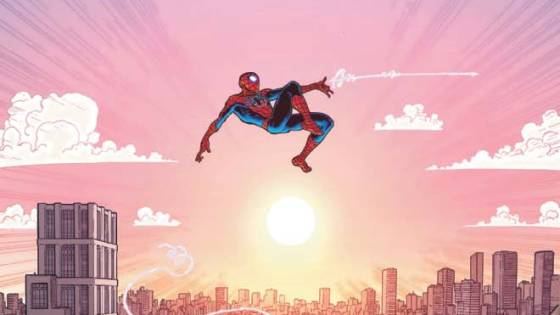 """BEFORE """"DEAD NO MORE""""…Someone in the Amazing Spider-Man's orbit dies. Peter, once again, has to choose between being Spider-Man and his personal life and it doesn't go well for him. Also, get the other side of the Spider-Man/Kingpin story from the FREE COMIC BOOK DAY story."""