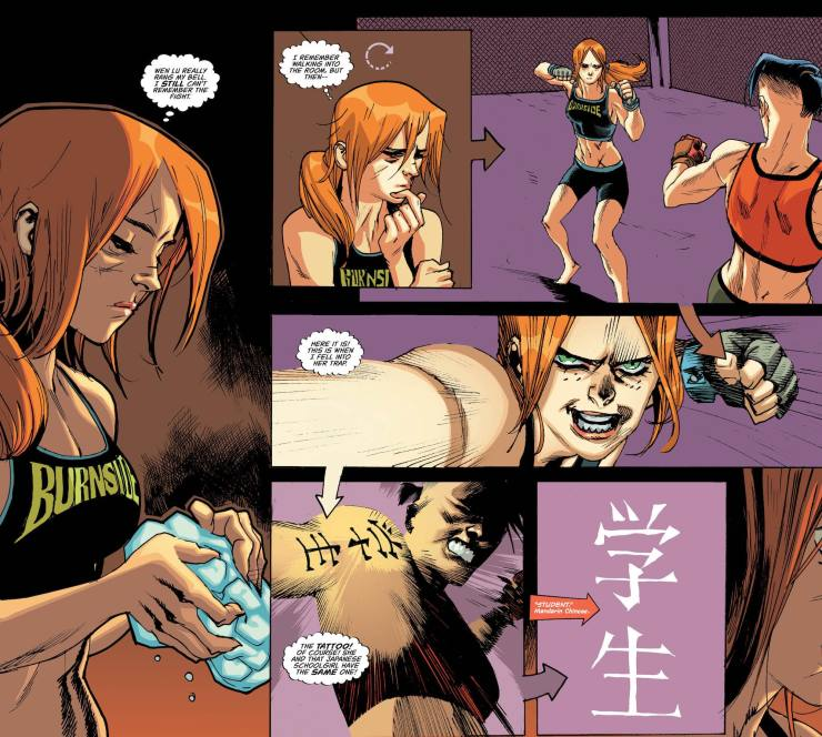 Batgirl #3 Review