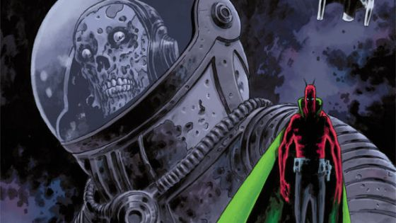 Black Hammer #1 gave us a great introduction, but came up short with its second issue. Promising a closer look at Barbalien, one of the series' more intriguing characters, can it bounce back with its third issue?