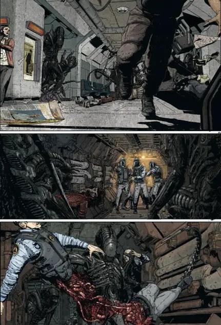 Alien: Defiance #5 Review