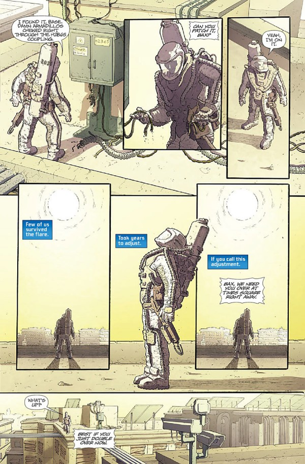 Eclipse #1 Review