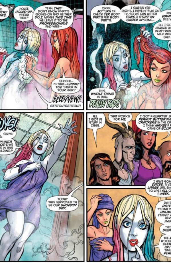 Harley Quinn #3 Review