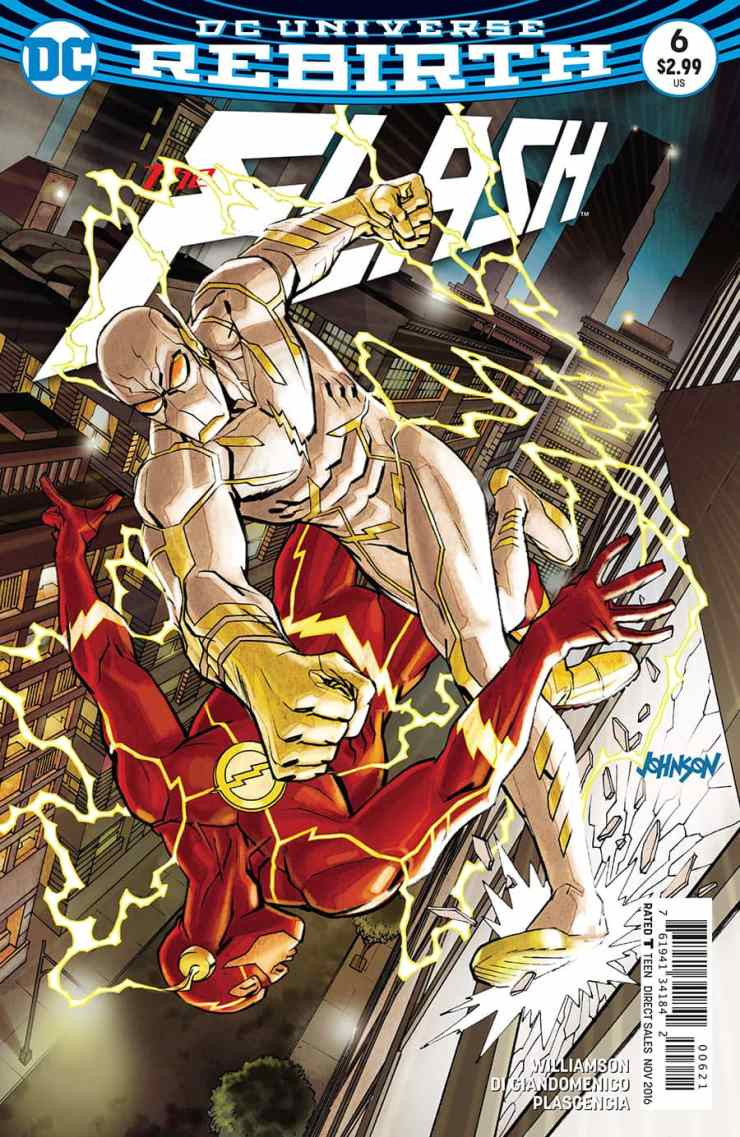 The Flash #6 Review