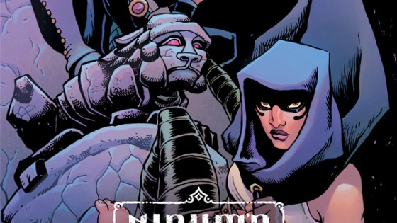 A brand new dark fantasy epic from the mind of Ted Naifeh (Courtney Crumrin, Princess Ugg, Batman '66) begins here!