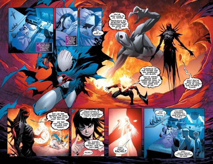 Raven #1 Review