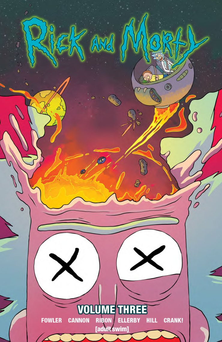 Art, Color, Backups: We Talk Rick and Morty with Creators CJ Cannon, Marc Ellerby, and Ryan Hill Part 1