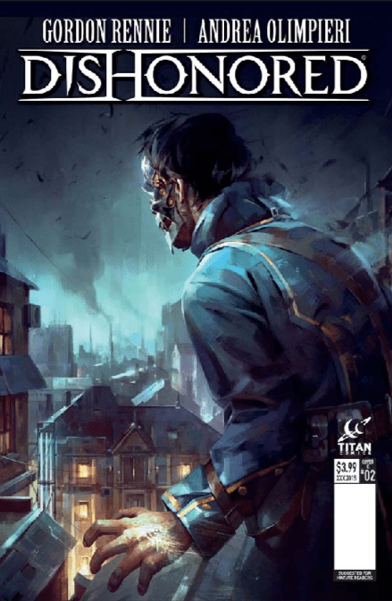 Dishonored #2 Review