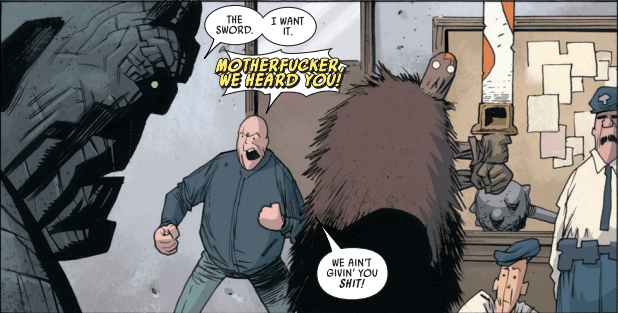 Rumble #14 Review