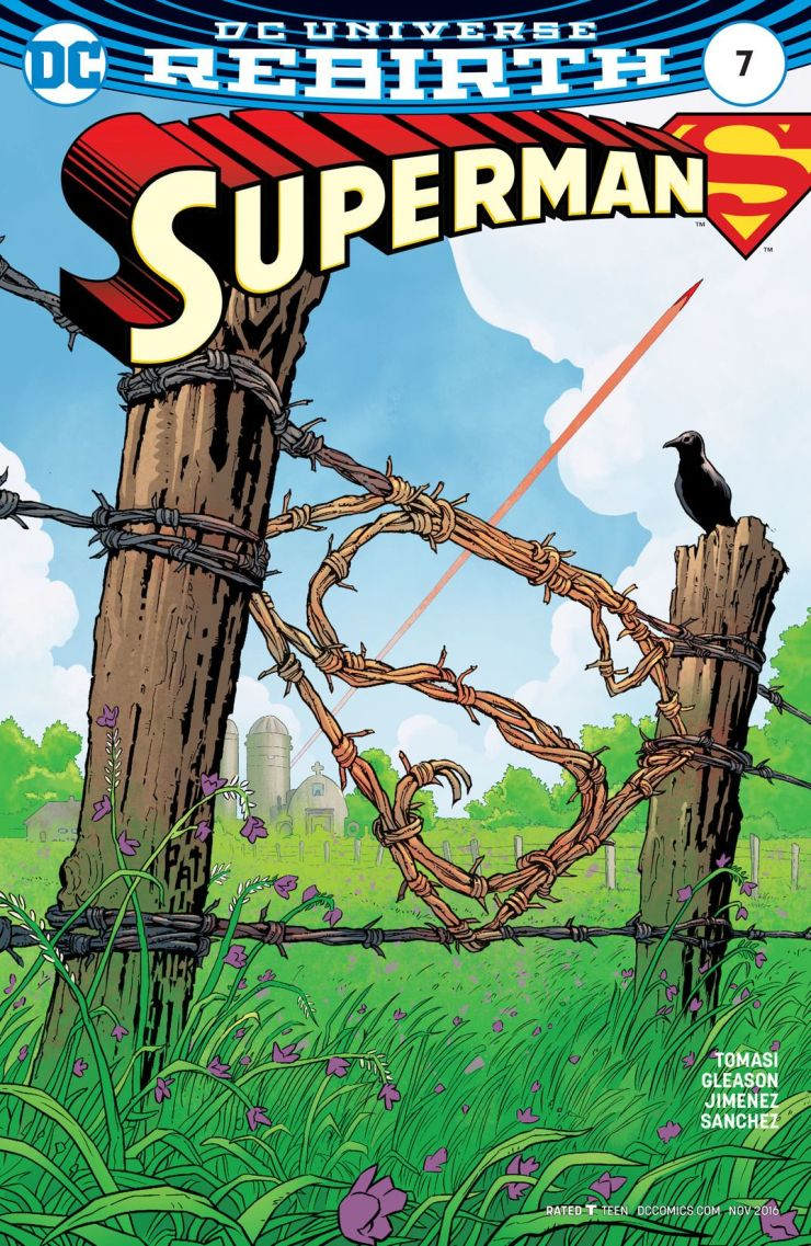 Superman #7 Review