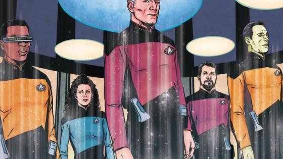 Star Trek: Waypoint #1 Review