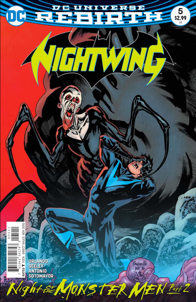 Nightwing #5 Review