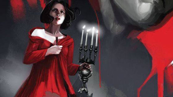 Deadman is back in a bi-monthly series just in time for Halloween. It looks all kinds of classic horror tale stuff, complete with a spooky mansion in New England. Is it good?