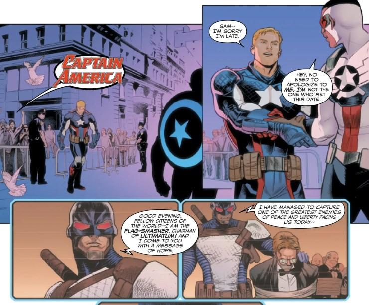 Captain America: Sam Wilson #14 Review