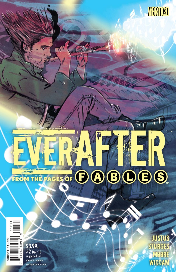 Everafter: From the Pages of Fables #2 Review