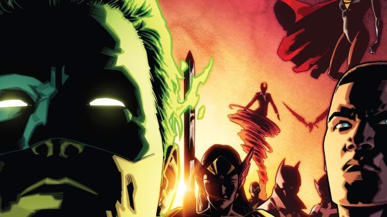 Earth-2 is dead! Following the climactic battle with Ultra-Humanite and his super-powered army, a handful of the Wonders awaken in a twilight limbo. Are they the only ones to have survived? Has their desperate gambit to save their world ended in total disaster?