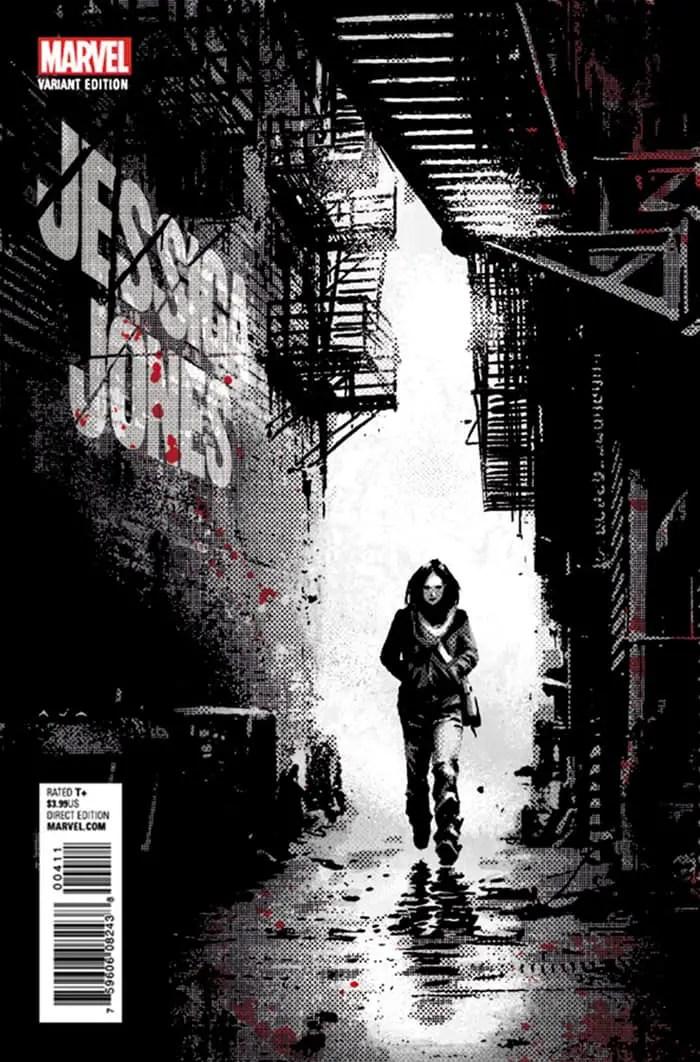 Jessica Jones #1 Review