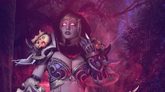 I was fortunate enough during my visit to New York Comic Con to score an interview with one of the stars of the cosplay scene, Lisa Lou Who! After discussing our mutual addiction/love/obsession (it's all the same really) for Overwatch and World of Warcraft's new expansion Legion, we dove into cosplay.