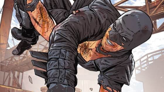 The trick of a comic like Midnighter is pitting him against foes that can actually go toe to toe with him. This second volume, collecting issues #8-12 (plus three stories from the Wildstorm days), certainly gives him formidable enemies to punch. One is a Superman wannabe and the other? Oh, a little team known as the Suicide Squad. Question is, is it good?