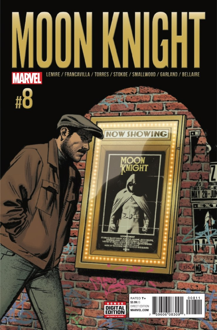 Moon Knight #8 Review